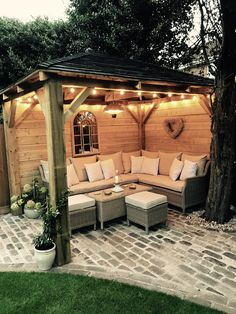 Gin Spot/Beer corner Gazebo from Garden Rooms Dublin