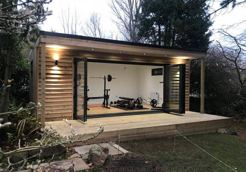 Garden-room-gym-installers-dublin
