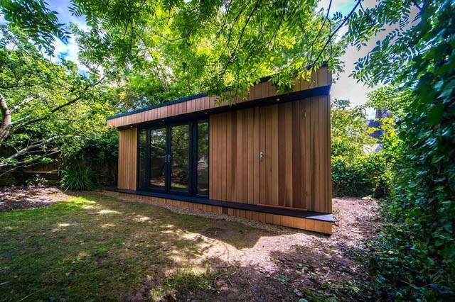 Garden-Room-and-Shed combination